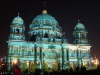 Festival of Lights 2012 - Catedral de Berlim