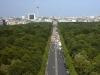 Vista panorâmica de Berlim