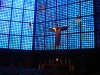Gedächtniskirche - Igreja nova por dentro