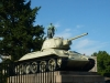 Memorial de Guerra Soviético no Tiergarten