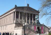 Alte Nationalgalerie (Galeria Nacional Antiga) em Berlim