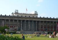 Altes Museum (Museu Antigo) em Berlim
