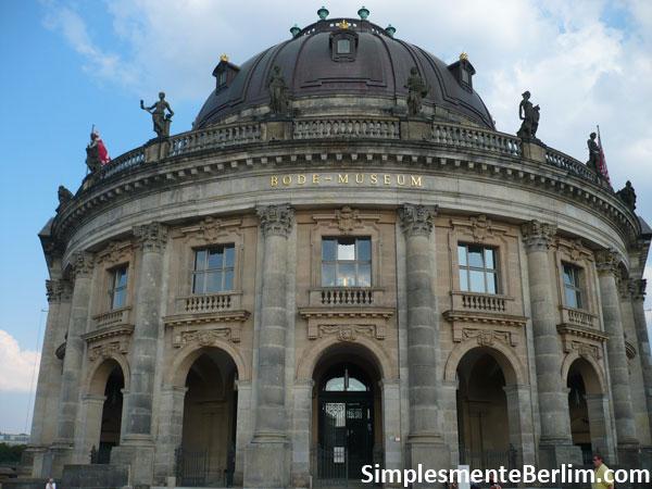 Bode-Museum (Museu Bode) em Berlim