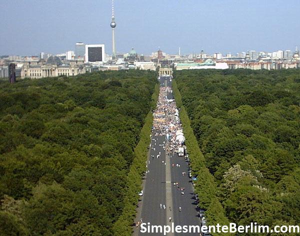 Coluna da Vitória em Berlim