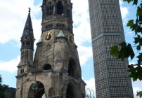 Gedächtniskirche em Berlim