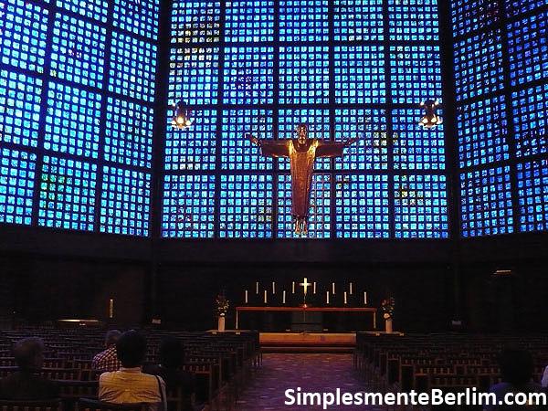 Gedaechtniskirche em Berlim