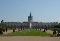 Palacio Charlottenburg em Berlim