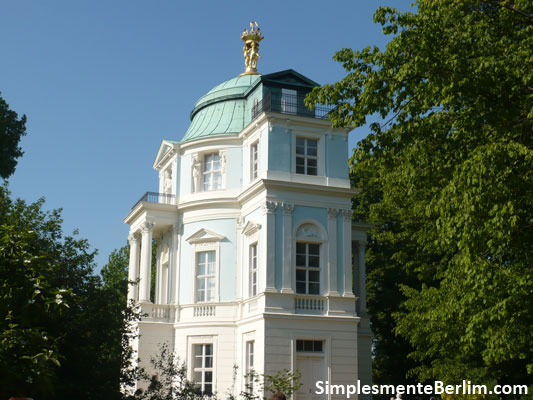 Palácio de Charlottenburg  - Belvedere