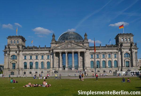 Prédio do Reichstag