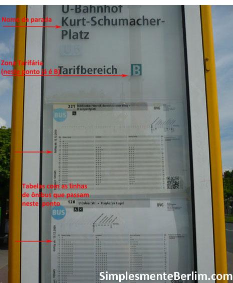 Como usar o metrô de Berlim