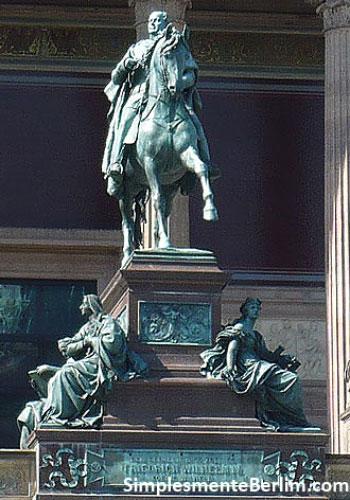 Alte Nationalgalerie em Berlim