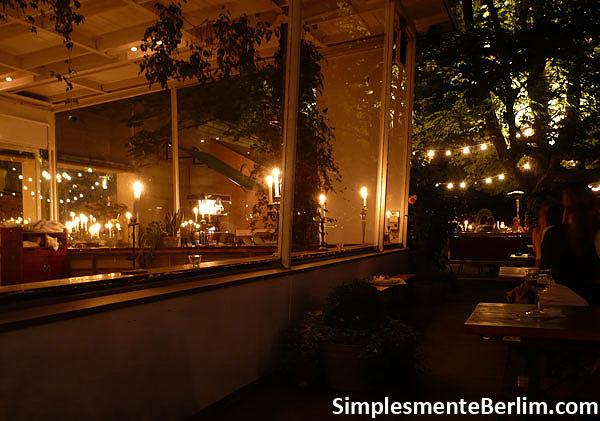 Café am Neuen See Berlim
