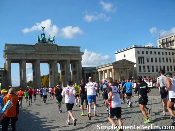 Maratona de Berlim 2012