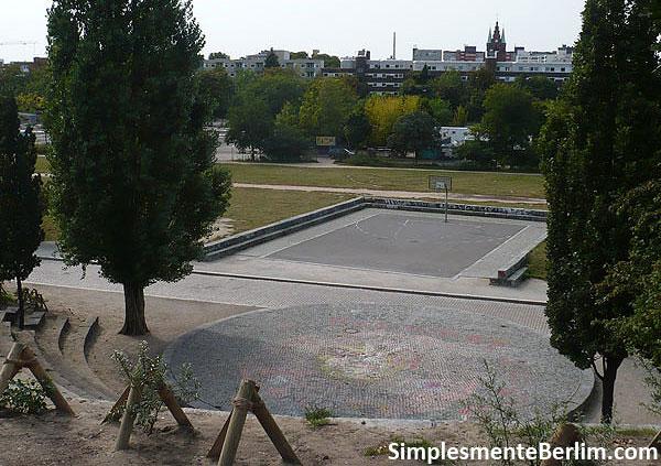 Mauerpark  em Berlim