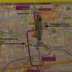 Mudanças na linha U6 do metrô de Berlim