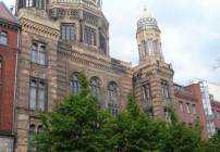 Nova Sinagoga em Berlim