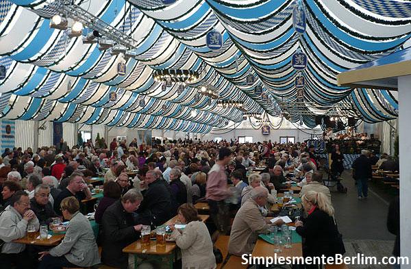 Oktoberfest Berlim 2012