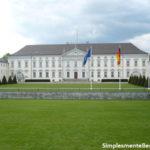 Palácio Bellevue em Berlim