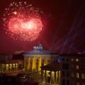 Show de fogos de artifício no Portão de Brandenburgo (Fonte: www.silvester-in-berlin.de)