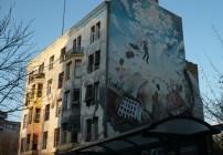 Arte de rua em Berlim