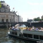 Passeio de barco em Berlim