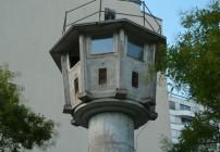 DDR-Wachturm (Torre de Vigilância do Muro de Berlim)