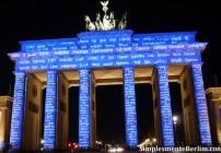 Festival Of Lights 2013 em Berlim