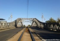 A Bösebrücke atualmente