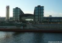 Hauptbahnhof Berlim - Estação Central de Trens