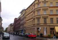 Auguststraße em Berlim