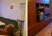 Apartamento Original da Alemanha Oriental (Clique na imagem para ampliá-la)