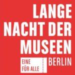Noite Longa dos Museus Berlim