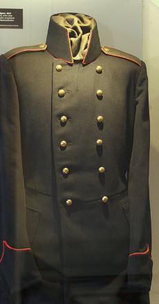 Uniforme que lembras as tropas de libertação (Fonte: de.wikipedia.org/wiki/Lützowsches_Freikorps)
