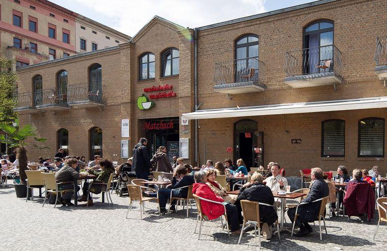 Marheineke Markthalle (Fonte: www.tagesspiegel.de)