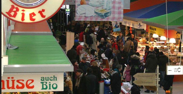 Marheineke Markthalle (Fonte: meine-markthalle.de)