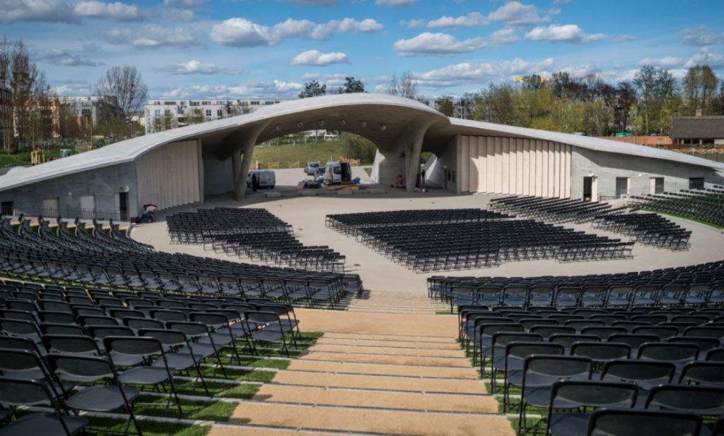 O Anfiteatro (Fonte: iga-berlin-2017.de)