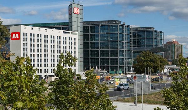 Hauptbahnhof Esta 231 227 O Central De Trens Simplesmente Berlim