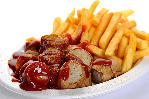 Beste Currywurst Frankfurt